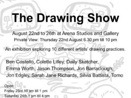 Arena Studios & Gallery: The Drawing Show