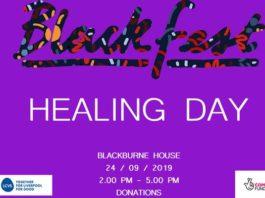 Blackburne House: Blackfest Healing Day / Hit the Ground Workshop with Lateisha Davine