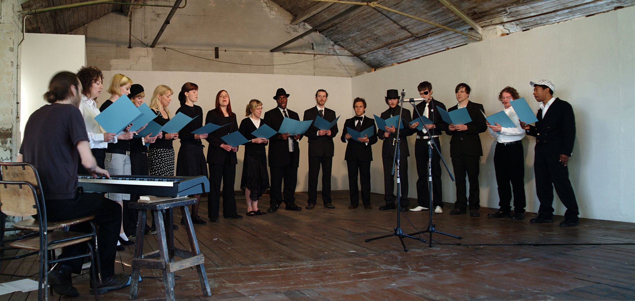 FACT: Artist Talk & Film: The Liverpool Complaints Choir