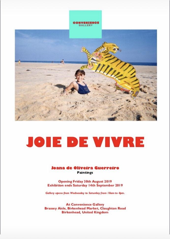 Convenience Gallery: Joie de Vivre