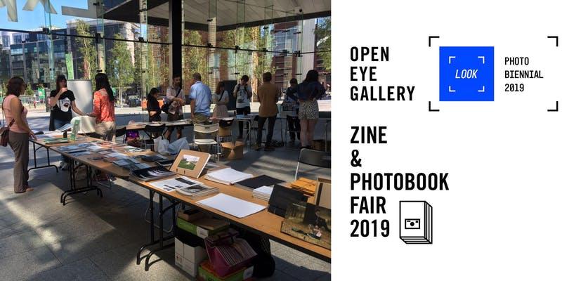 Open Eye Gallery: Zine & Photobook Fair 2019