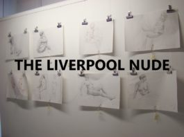 92 Degrees Coffee: The Liverpool Nude - Life Drawing Exhibition