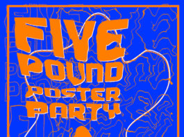 CBS Gallery: Five Pound Poster Party