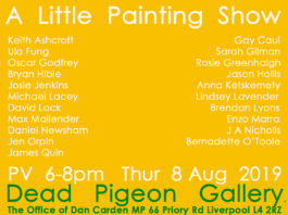 Dead Pigeon Gallery: A Little Painting Show
