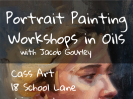 Cass Art: Portrait Painting Workshops in Oils