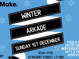 Make CIC x Invisible Wind Factory: Winter Arkade