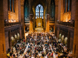 Liverpool Cathedral: Open Culture Winter Arts Market