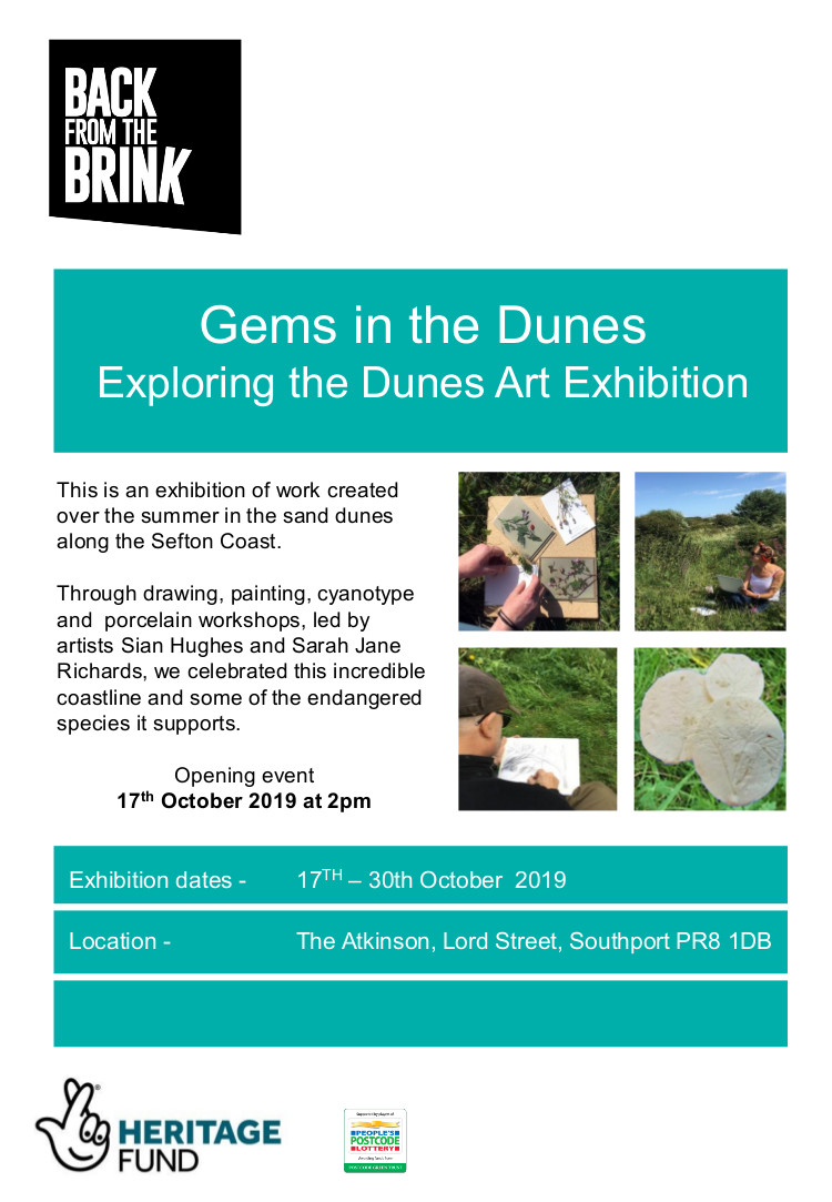 The Atkinson: Exploring the Dunes Art Exhibition