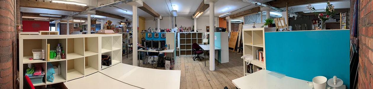 Liverpool Open Studios 2019: Make. Baltic