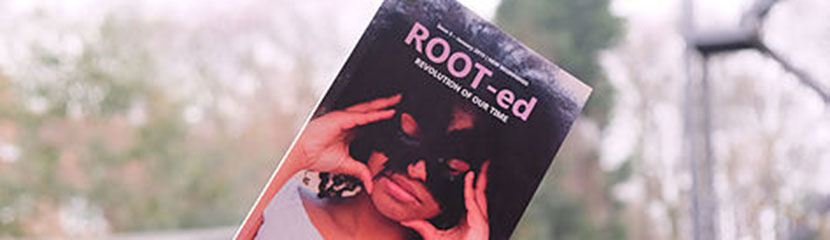 Lady Lever Art Gallery: Black History tour: ROOT-ed Zine