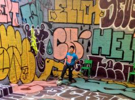 Liverpool Open Studios 2019: Zap Graffiti