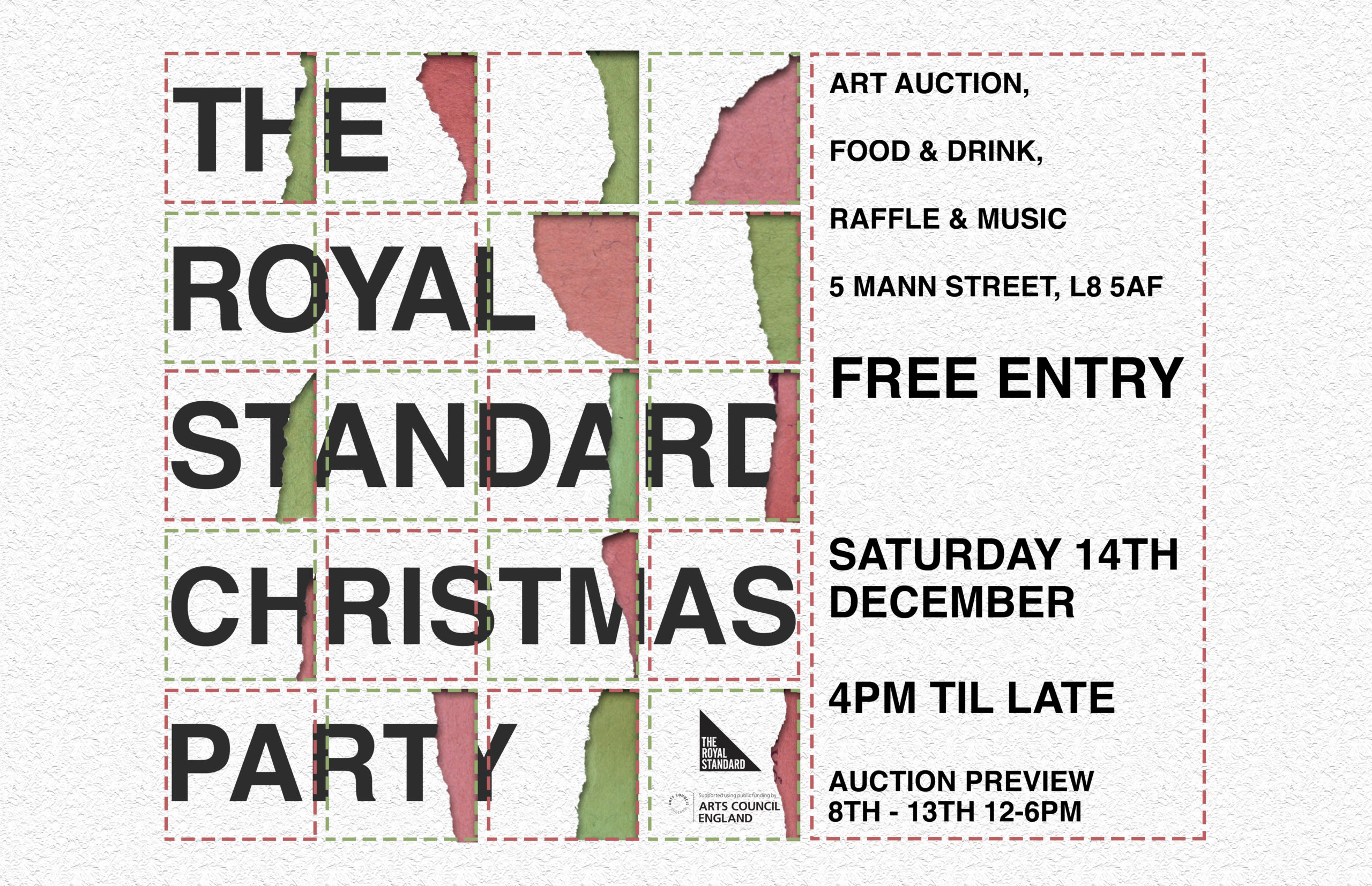The Royal Standard: Christmas Party & Auction