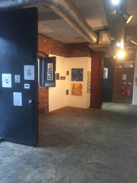 Arena Grounded Gallery: Public Opening