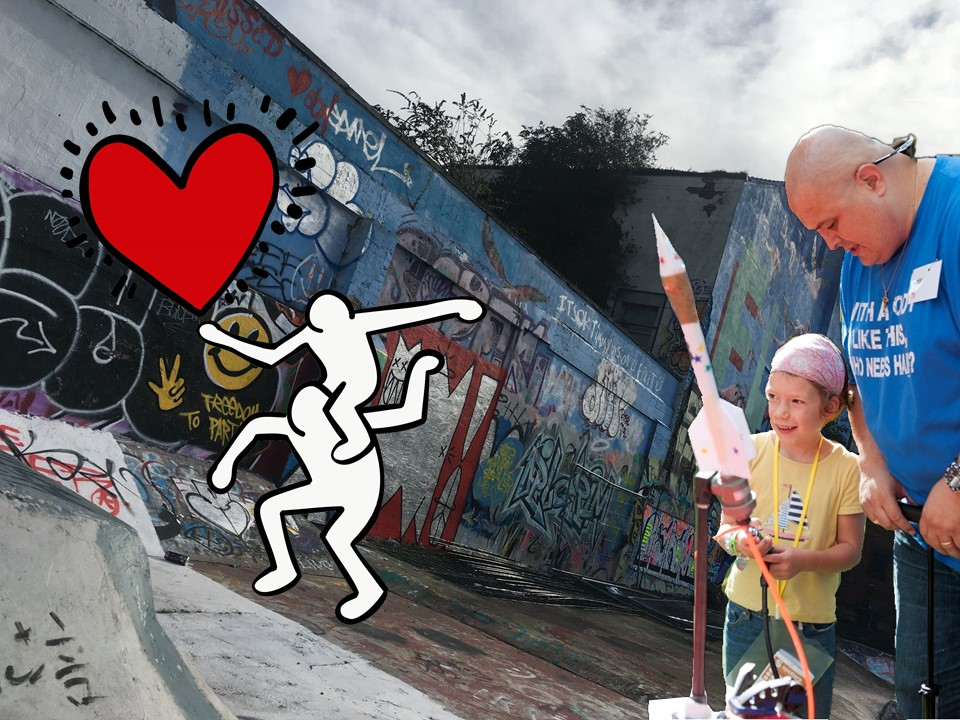 Baltic Triangle Skatepark: #ARTofCOMMUNITY DAY