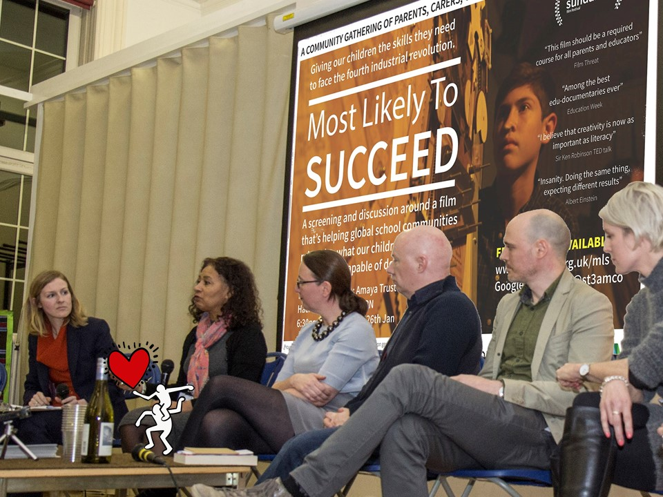 Liverpool Philharmonic: Most Likely to Succeed Screening #OURART19