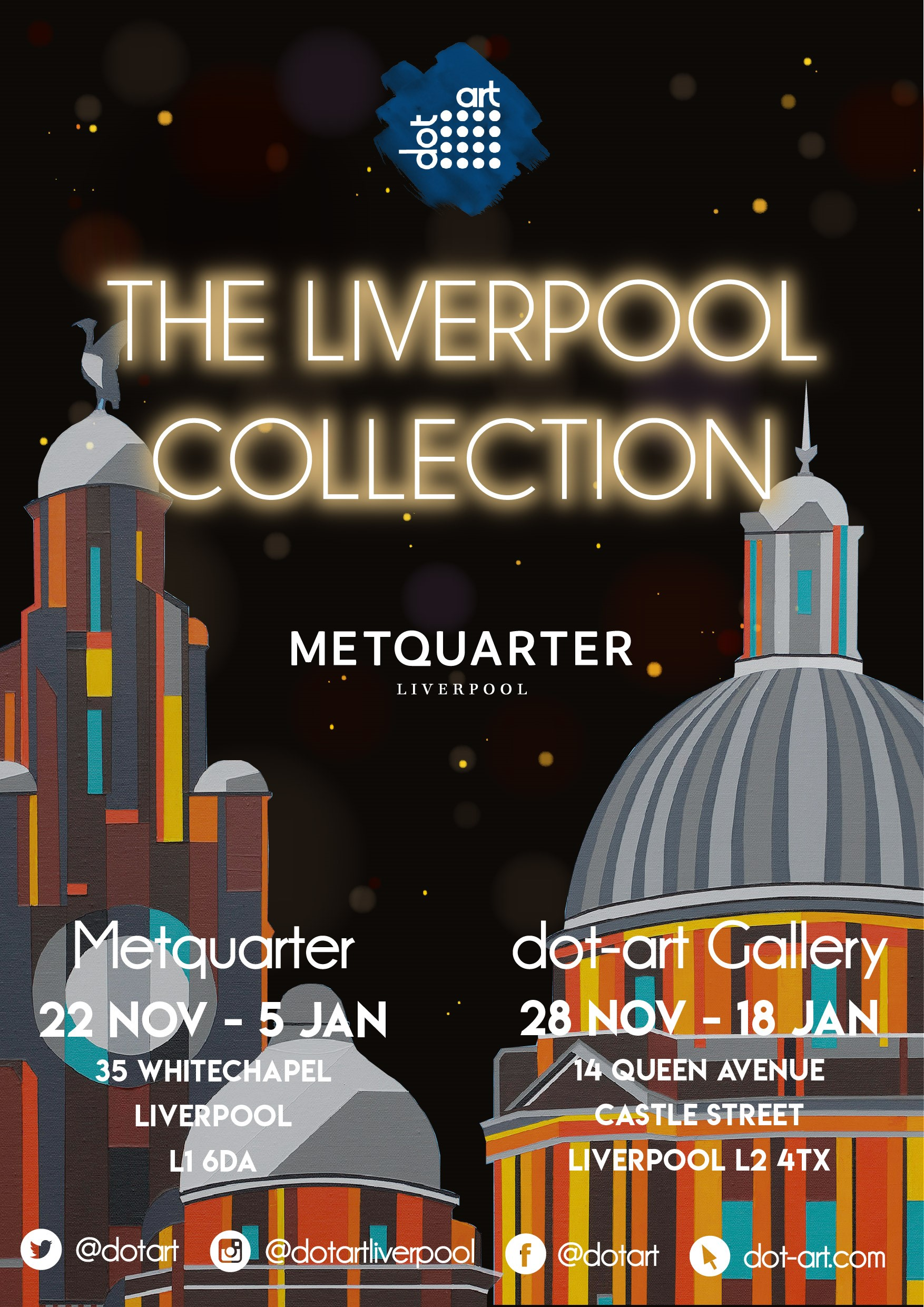 dot-art: The Liverpool Collection