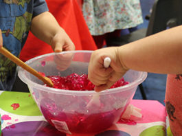 Lady Lever Art Gallery: Art Play for under fives