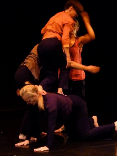 Bluecoat: CI Sundays - Contact Improvisation: Open Dance Sessions