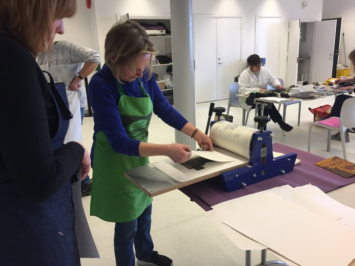 Tate Liverpool: Printing with a Purpose