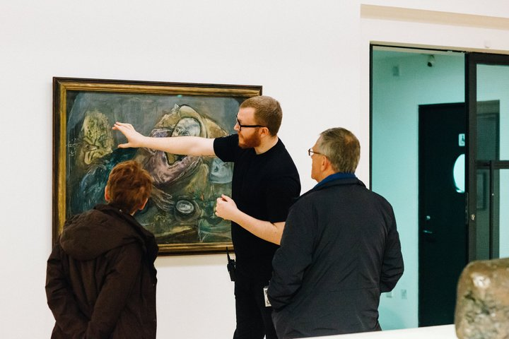 Tate Liverpool: Daily Talks at Tate Liverpool