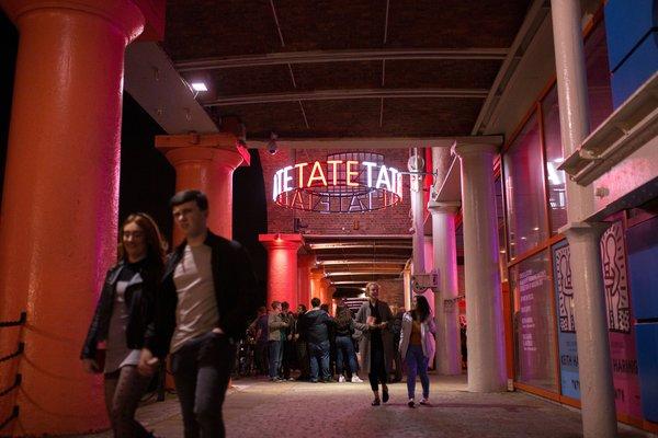 Tate Liverpool: Late at Tate - Regeneration