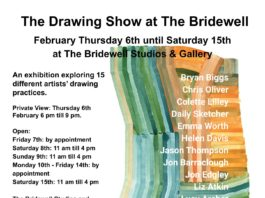 The Bridewell: The Drawing Show at The Bridewell