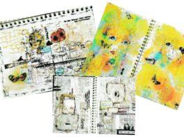 Williamson Art Gallery: Mixed Media Journal Workshop