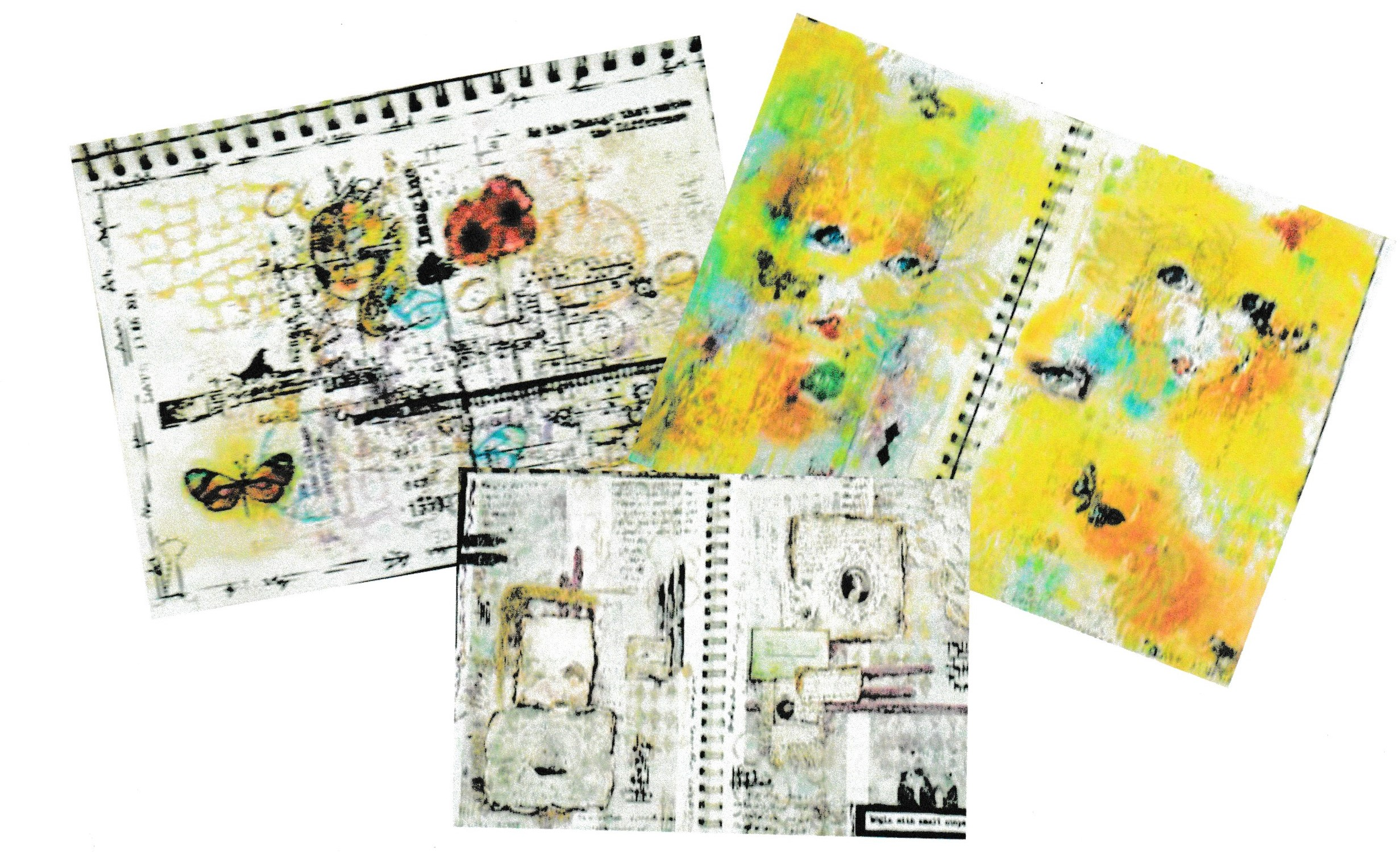 Williamson Art Gallery: Mixed Media Journal Workshop