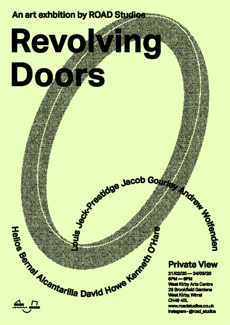 West Kirby Arts Centre: ROAD Studios presents Revolving Doors