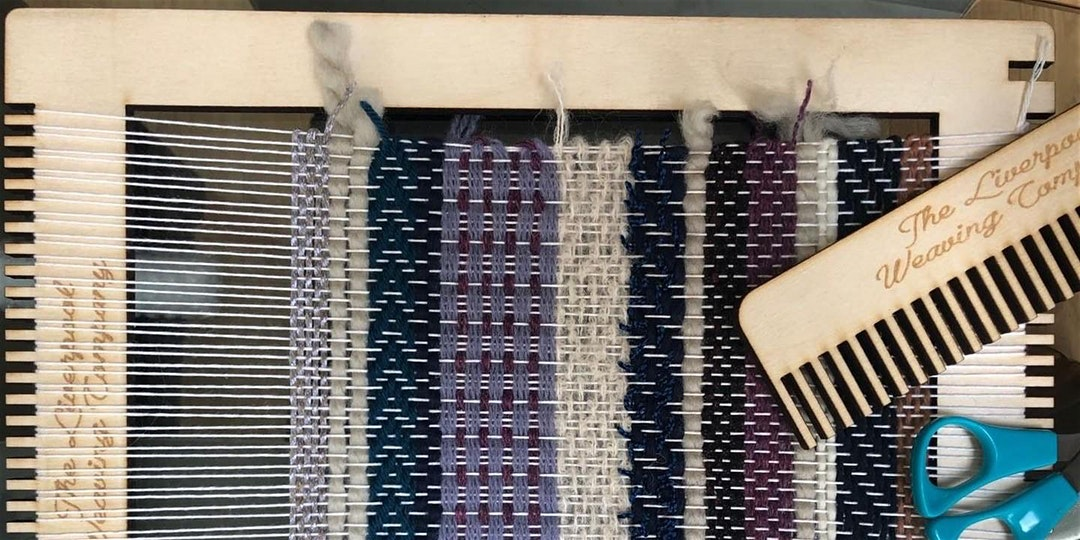 Make North Docks: Introduction to Weaving