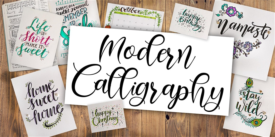 Make North Docks: Introduction to Calligraphy