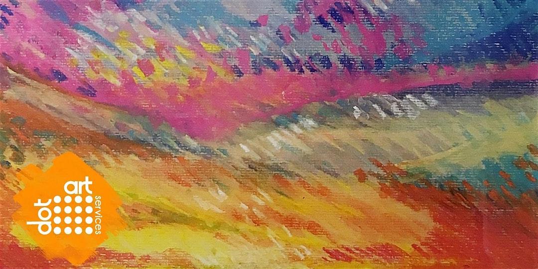 Bluecoat: dot-art: Introduction to Pastels (3 x Sundays)