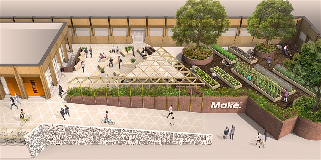 Make. Hamliton Square: Meet The Funder: First Ark Social Investment & Intro to Make Hamilton