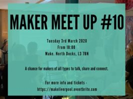 Make. North Docks: Maker Meet Up #10