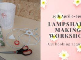 Childwall Emporium: Lampshade Making
