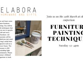Childwall Emporium: Furniture Painting For Beginners