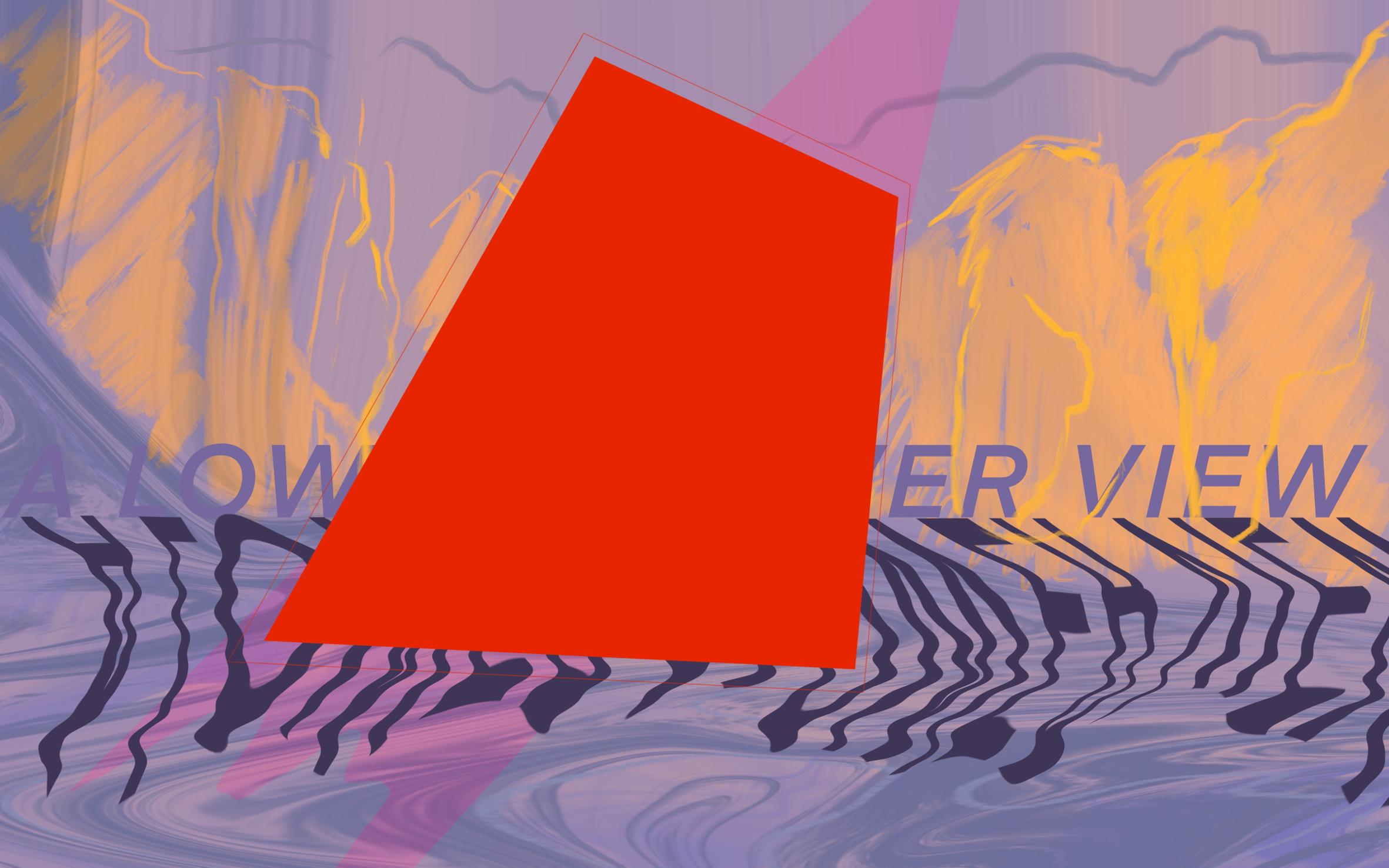 Art in Windows: Adrift In Transient Spaces