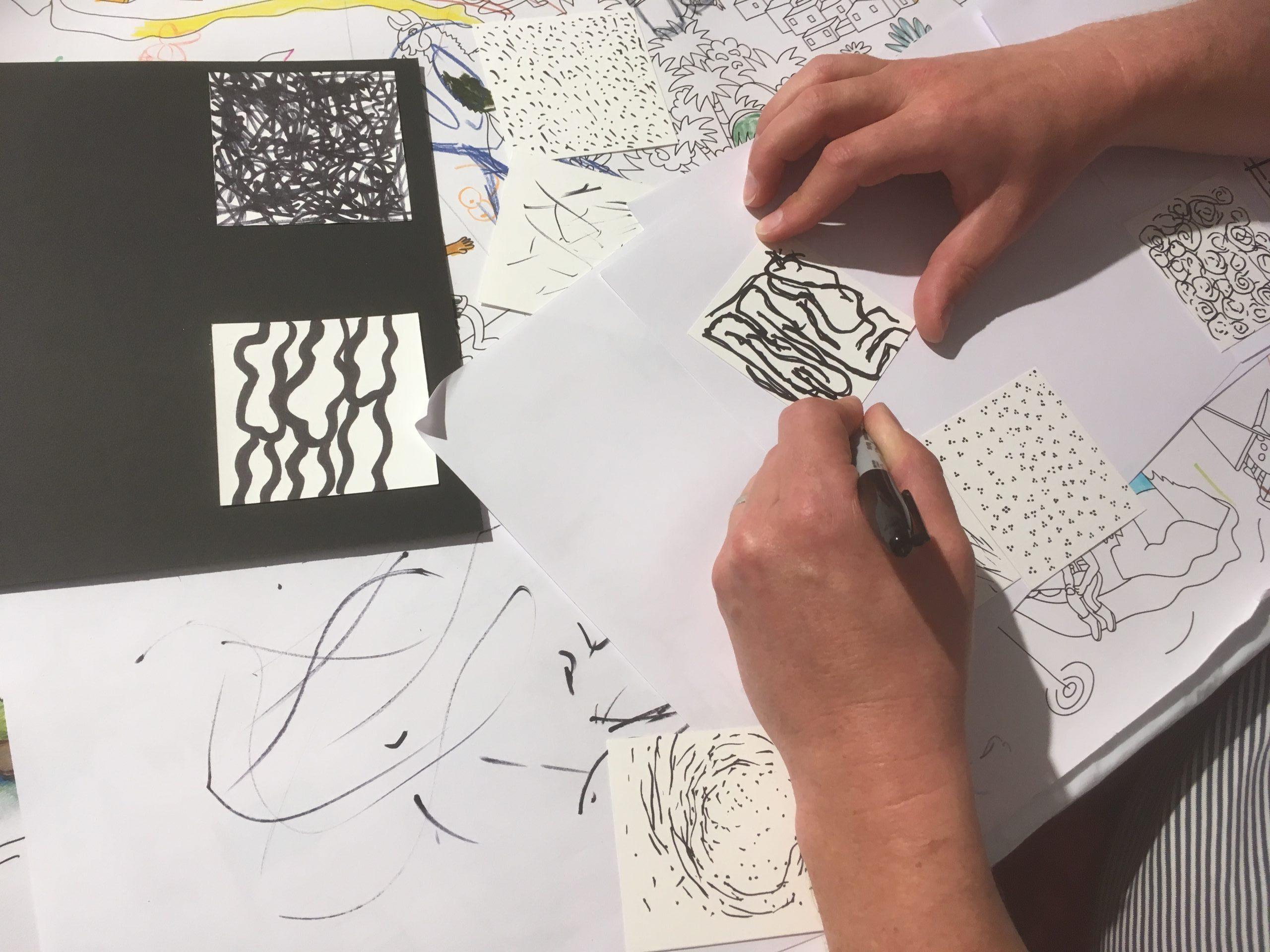 dot-art (Online): Drawing Techniques