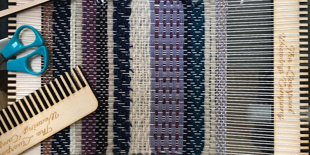 The Liverpool Weaving Company: (Online) Hand Weaving with Kirsty Jean