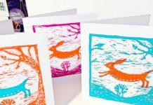 dot-art: Lino Cut for Beginners