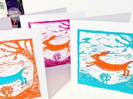 dot-art: Lino Cut for Beginners