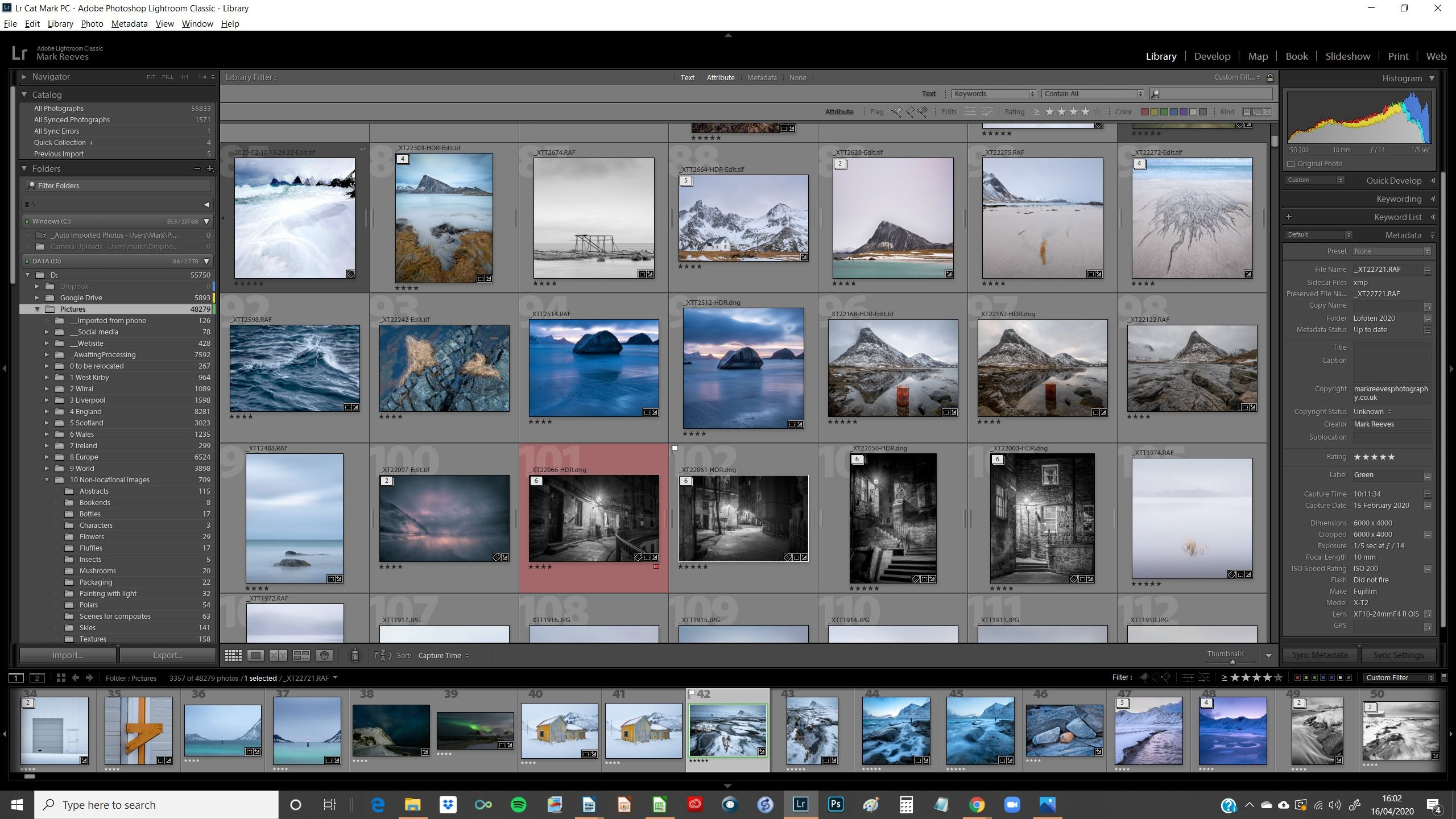 dot-art (Online): Introduction to Adobe Lightroom