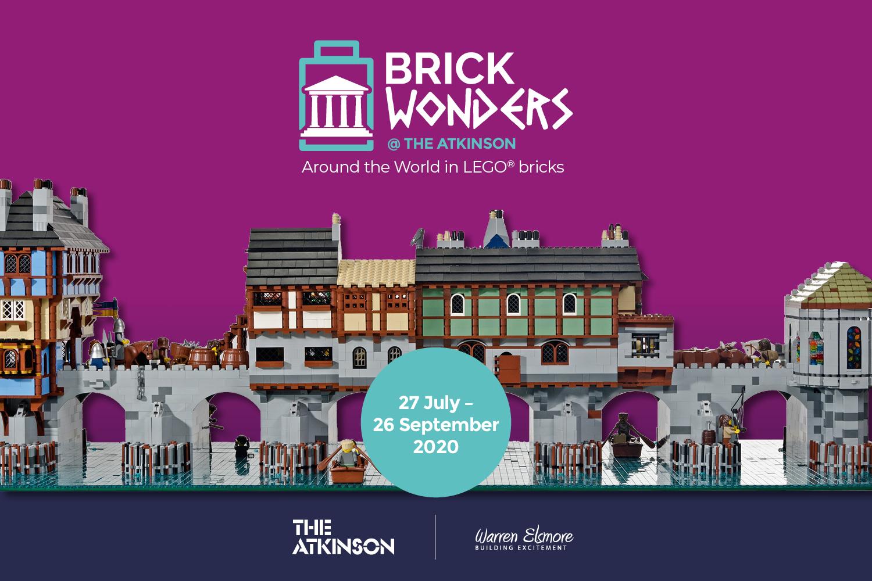 The Atkinson: Brick Wonders