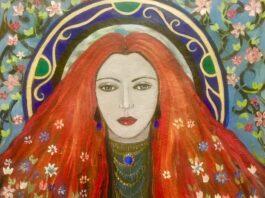 "Southport Contemporary Arts: ""Nouveau"" by Alice Lenkiewicz"