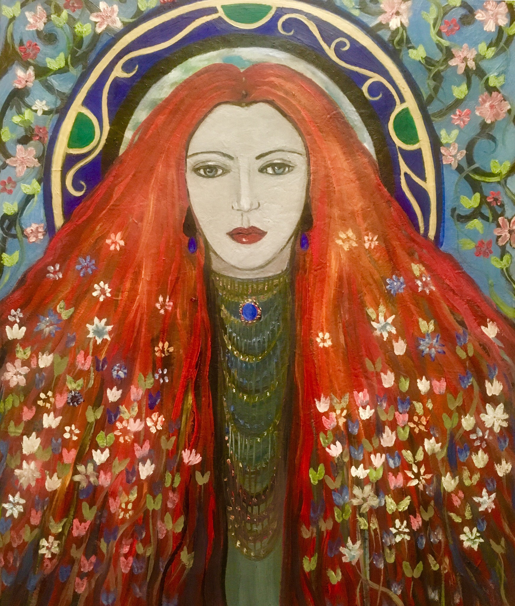 "Southport Contemporary Arts: ""Nouveau"" by Alice Lenkiewicz"