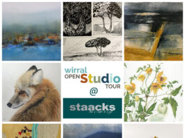 Staacks: Wirral Open Studios Tour @ Staacks