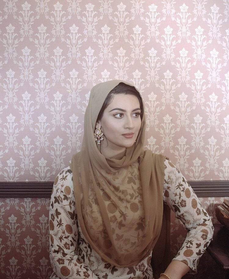 East Meets West (Online): in conversation with: maryam wahid