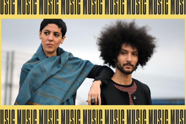 Liverpool Arab Arts Festival: Festival launch event – Walead Ben Selim and Widad Broco/N3rdistan