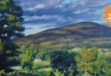 dot-art: Landscape Painting