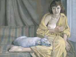 Tate Liverpool: Lucian Freud in Focus